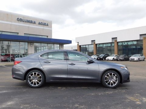 Pre-Owned 2017 Acura TLX V6 w/Technology Pkg FWD