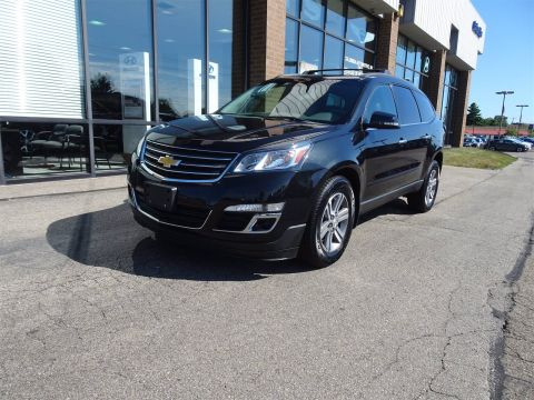 Pre-Owned 2015 Chevrolet Traverse LT AWD