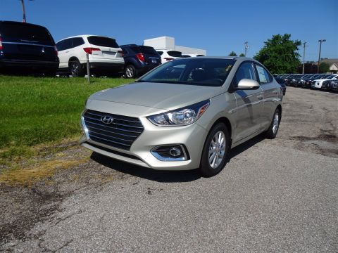 New 2020 Hyundai Accent SEL FWD