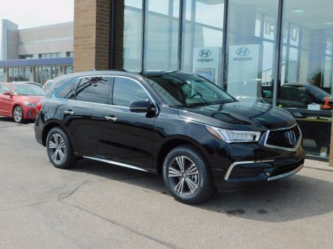 Pre-Owned 2018 Acura MDX AWD
