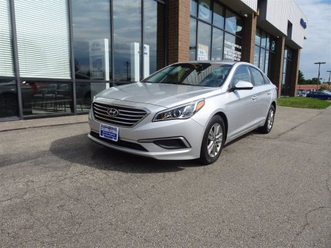 Certified Pre-Owned 2017 Hyundai Sonata SE FWD