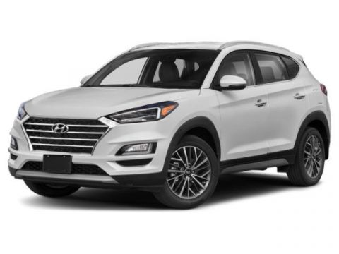 New 2020 Hyundai Tucson Limited AWD