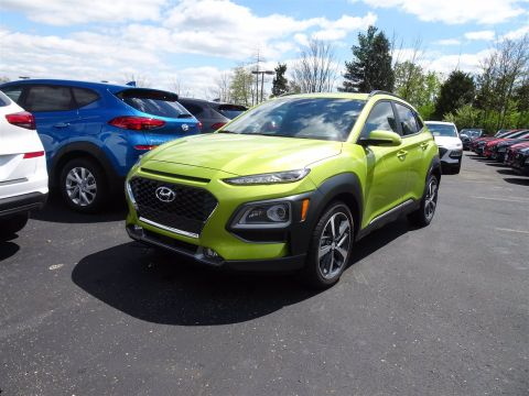 New 2020 Hyundai Kona Ultimate AWD